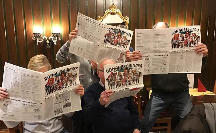 Anekdoten für das Narrenblatt gesucht
