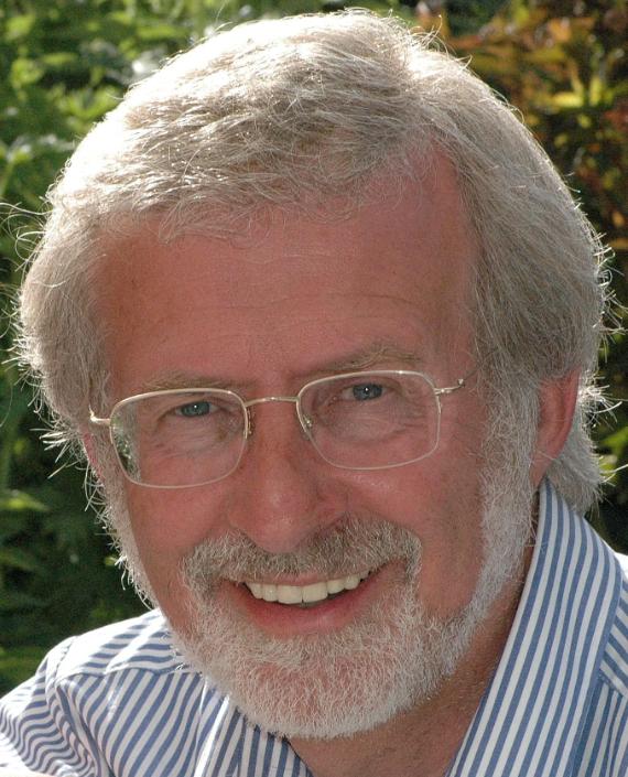 Werner Mezger kommt